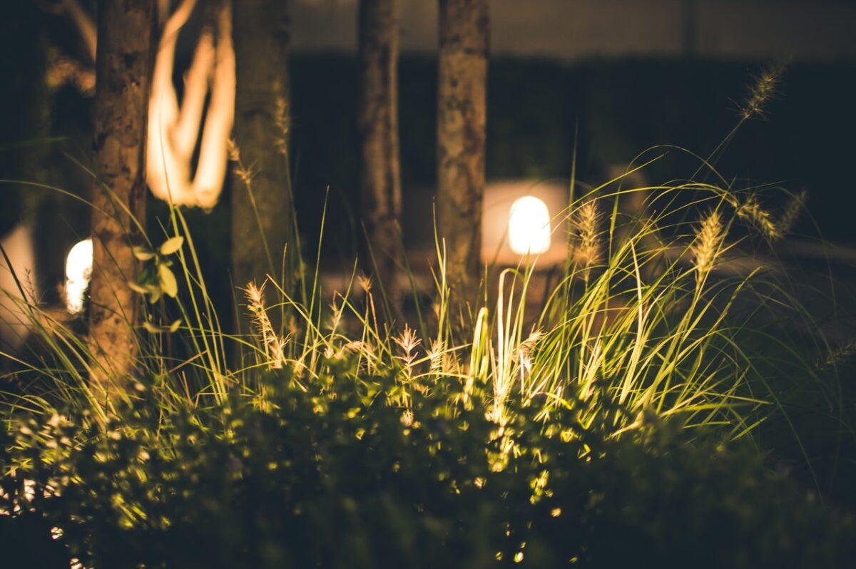 Gartenbeleuchtung LEDsorgt für Sicherheit und Orientierung