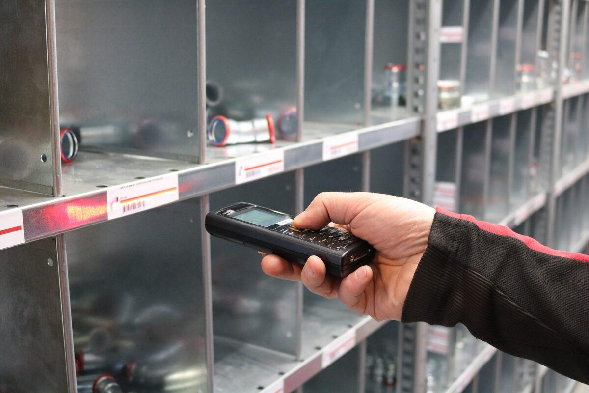 Einen 2D Barcodescanner kann im Handel nicht schaden