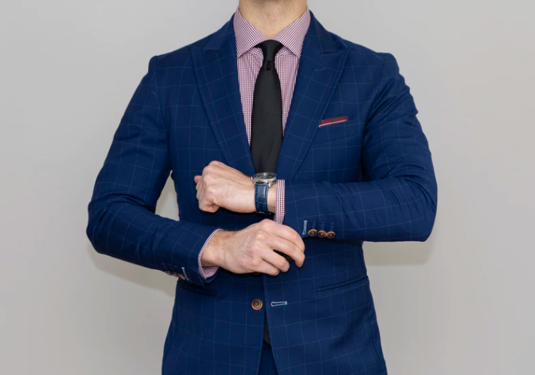 Das edelste Kleidungstück für einen Mann – Ein maßgeschneiderter Anzug